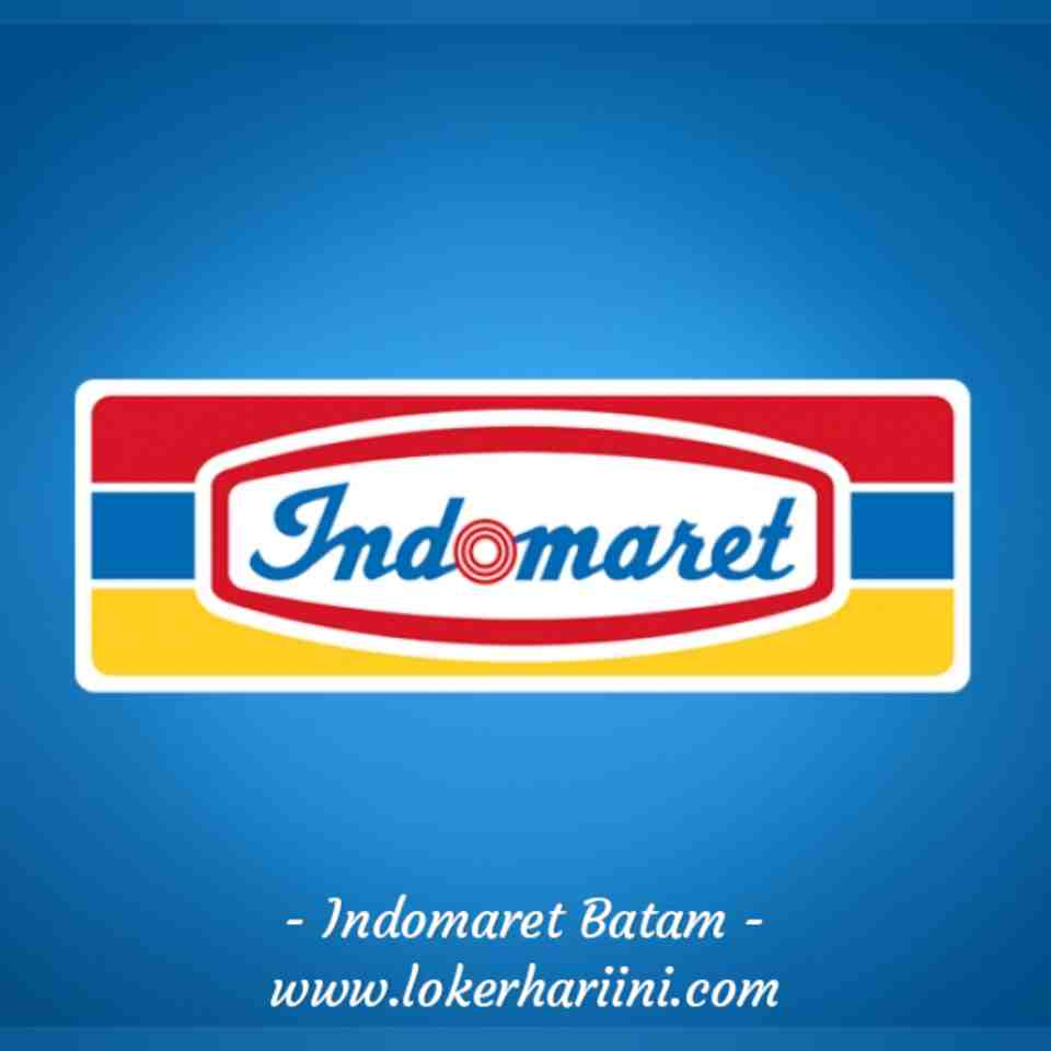 Lowongan Store Crew Pt Indomarco Prismatama Indomaret Batam 2021