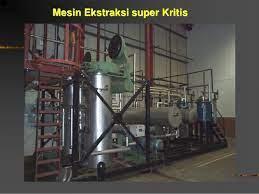 Metode Ekstraksi Cairan Superkritis