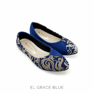 EL GRACE BLUE THE WARNA