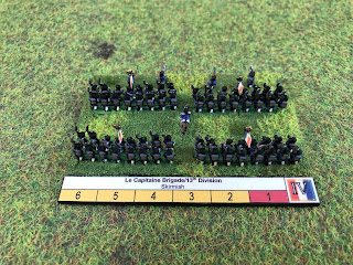 Blucher based 6mm wargaming figures
