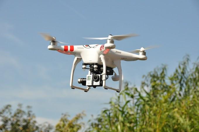 Aeroporto de Madrid encerrado devido à presença de drones