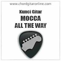 Chord Kunci Gitar Mocca All The Way