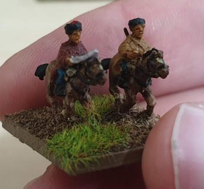 Pendraken Miniatures  RP7 Cossack cavalry picture 4