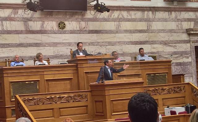 Τσίπρας: Δεν πάει άλλο με αυτούς που μας κυβερνούν και διαλύουν την οικονομία, την κοινωνική συνοχή και τη δημοκρατία – VIDEO