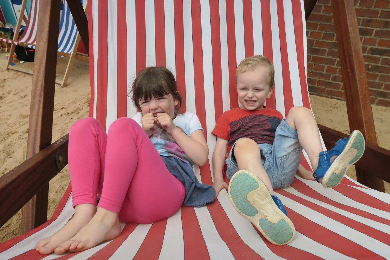 Preston Park Museum | Teddy Bears Picnic - A Review - beach deckchairs