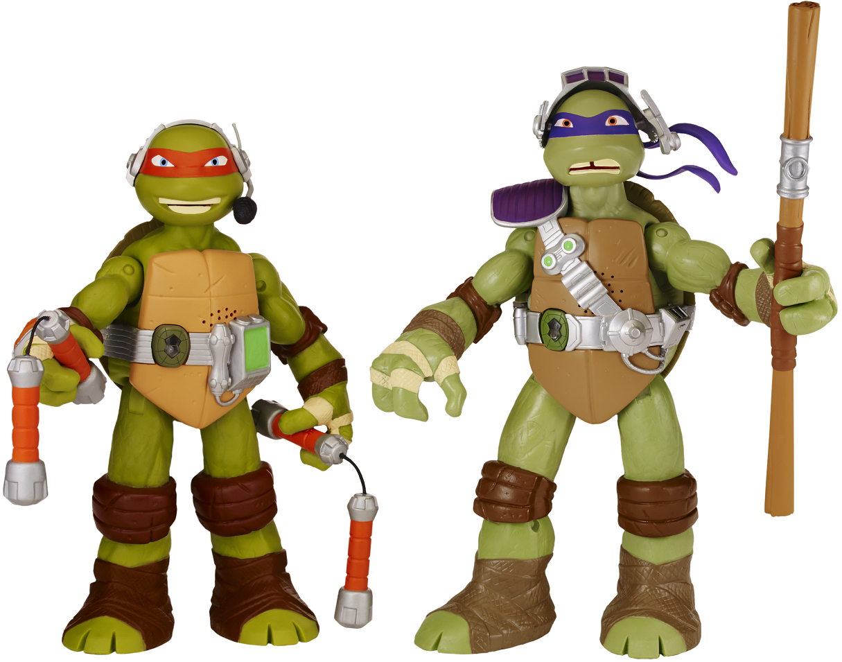 """NickALive!: Toys""""R""""Us Becomes The Training Zone For ...Nickelodeon Ninja Turtles Toys"""