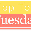 Top 10 Tuesday - Books to TV/Movies