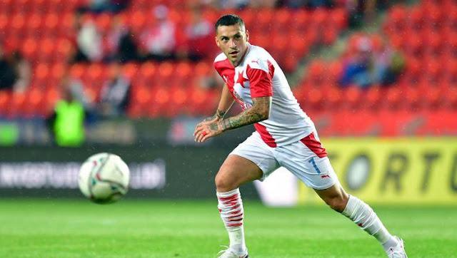 Stanciu için Slavia Prag'dan açıklama!