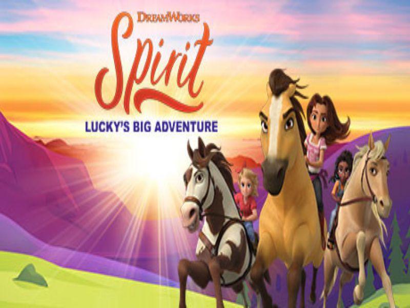 Download DreamWorks Spirit Lucky's Big Adventure Game PC Free