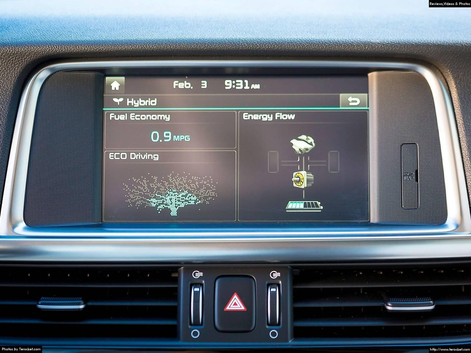 Hình ảnh xe ô tô Kia Optima Hybrid 2017 & nội ngoại thất