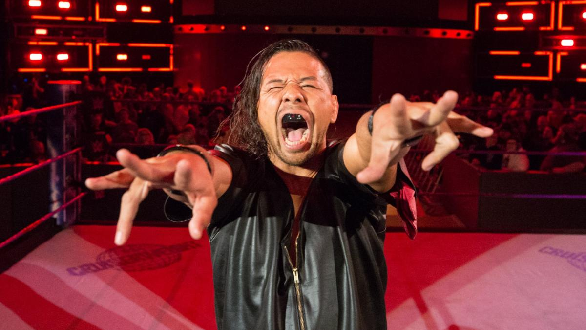 Shinsuke Nakamura continua esperando o momento certo na WWE