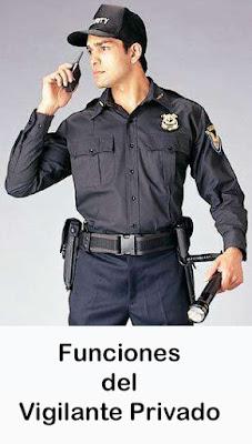 Normas, Funciones y Deberes de un Guardia de Seguridad