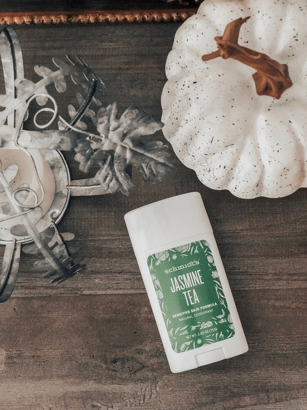 The 5 Clean Beauty Products & Brands You Need to Use - Schmidt's Jasmine Tea Sensitive Skin Deodorant - Tips from Amanda Burrows, a Tampa Bay Beauty Blogger