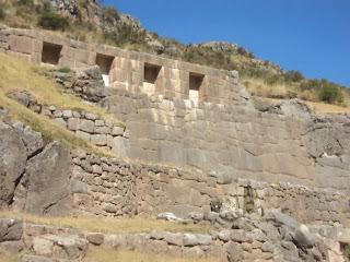 O Sítio Arqueológico de Tambomachay, Peru