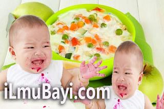 hal penting yang harus diperhatikan dalam menentukan MP-ASI pada Bayi