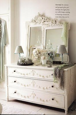 Eye For Design Decorating With Multiple Layered Mirrors