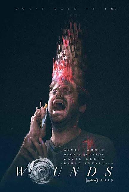 لعشاق الـ horror.. إليك أقوى أفلام الرعب المرتقبة في سنة 2019 فيلم الرعب wounds 2019
