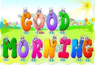 Kumpulan Lagu Anak Anak Bahasa Inggris Good Morning