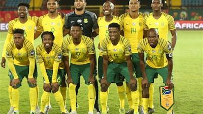 مشاهدة مباراة جنوب افريقيا والسودان