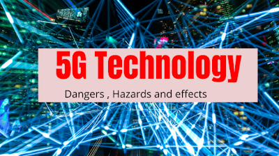 5G kya hai ? 5G Technology Dangers and Hazards, negative effects in हिन्दी