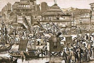 Isi perjanjian Giyanti pada kerajaan Mataram islam