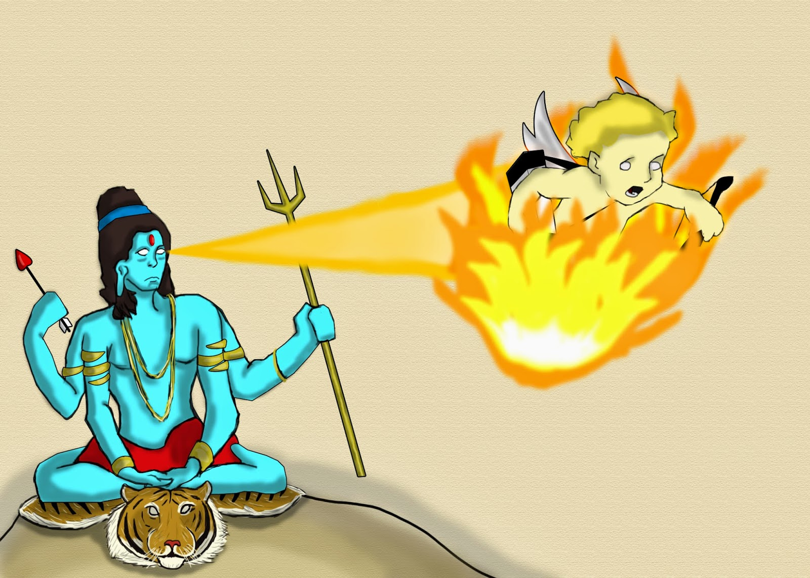 15 reasons why Lord Shiva is the original alpha male - Rosme