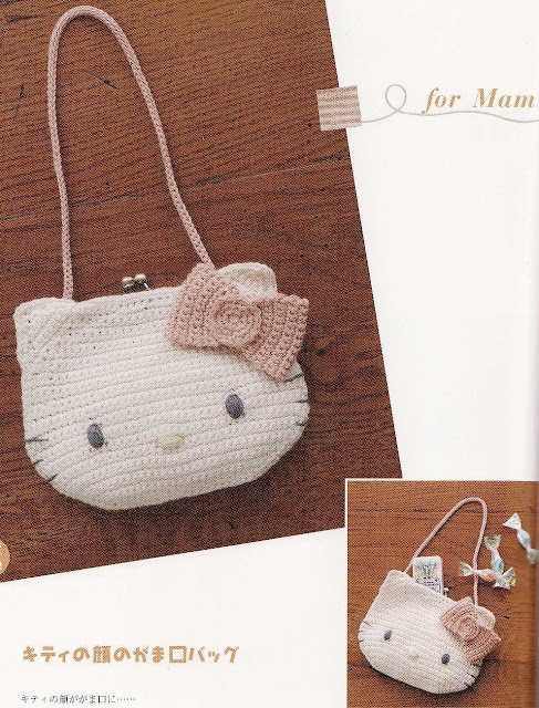 Cartera de Helly Kitty para niñas