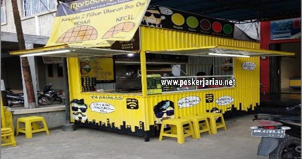 Loker Martabak Gombong : (Lowongan Kerja) Dibutuhkan Karyawan Untuk Jual Martabak ... : Cari ...