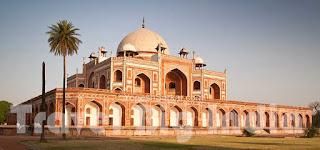 Humayun Tomb Travel Big India