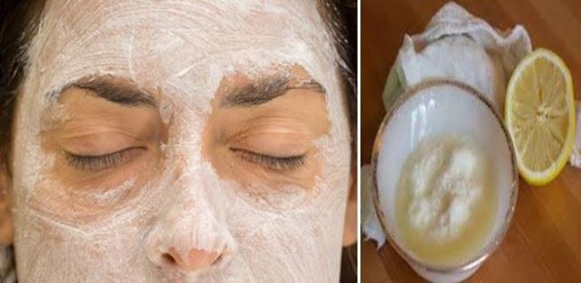 Masque au bicarbonate de sodium pour les peaux grasses