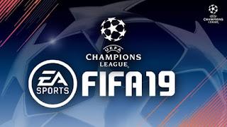 FIFA 19 Uefa Champions League
