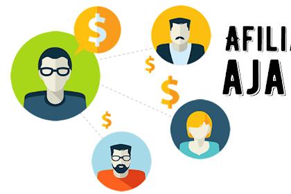 7 Program Afiliasi Penghasil Uang di internet Sebagai Ladang Bisnis