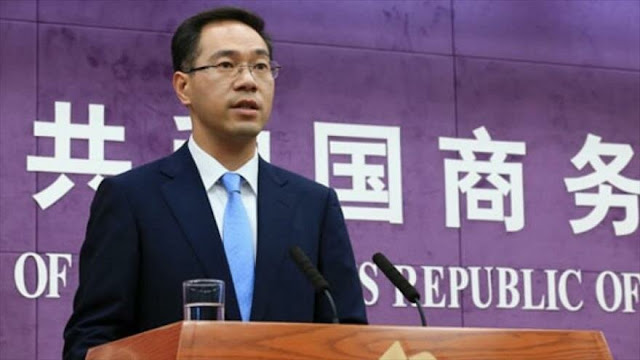 """China advierte a EEUU de consecuencias de sus """"acciones erróneas"""""""