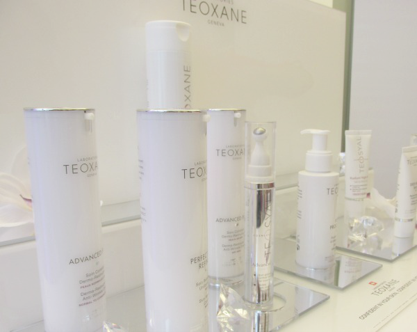 Beautypress Blogger Event Mai 2014 Teoxane Skin Products
