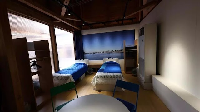 Tokyo Olympic 2020 shows off Olympic Village: Fever clinic and Covid kits