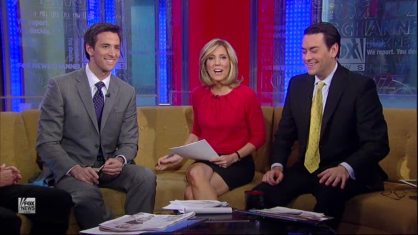 Reporter101 Blogspot: British Morning Show and Fox and ...