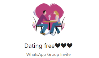 Dating Free WhatsApp Group Link