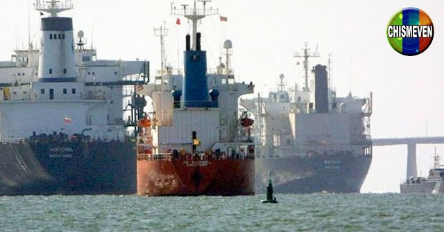 Irán enviará 10 barcos cargueros de gasolina en los próximos días