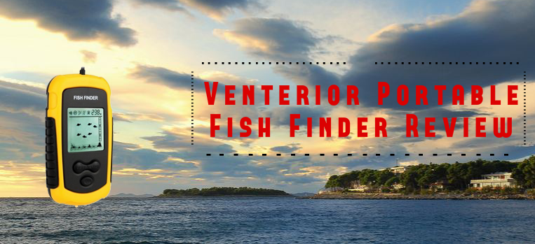 venterior portable fish finder review | best fish finder reviews, Fish Finder