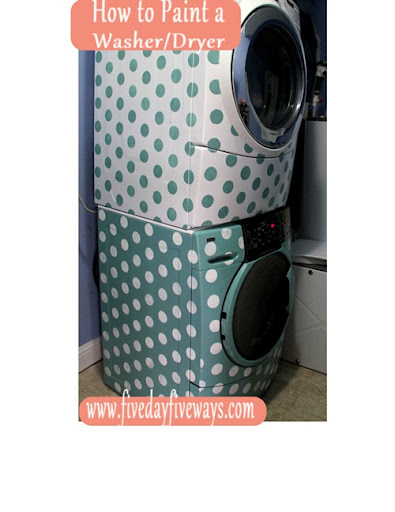 how-to-paint-washer-dryer