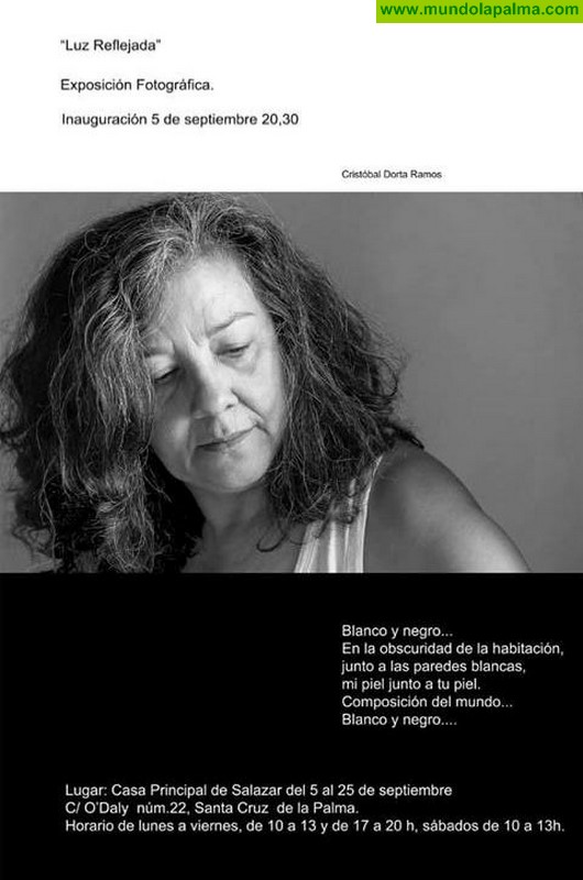 "Exposición Fotográfica "" Luz Reflejada"""