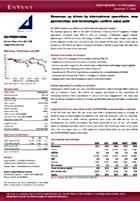 Studio societario di EnVent Capital Markets su DBA Group