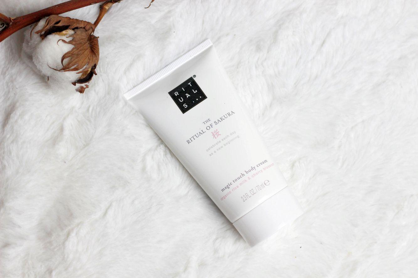 The Rituals of Sakura - Magic Touch Body Cream 70 ml