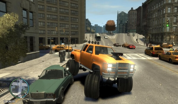 تحميل لعبة GTA IV للكمبيوتر من ميديا فاير برابط واحد