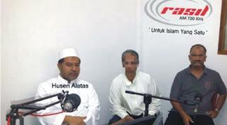 Habib Husain Al-Atas (Pengasuh Radio RASIL), antara Syi'ah, Sunnah, atau Liberal ?! (Arsip)