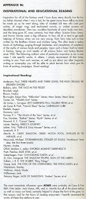 The Original Appendix N List