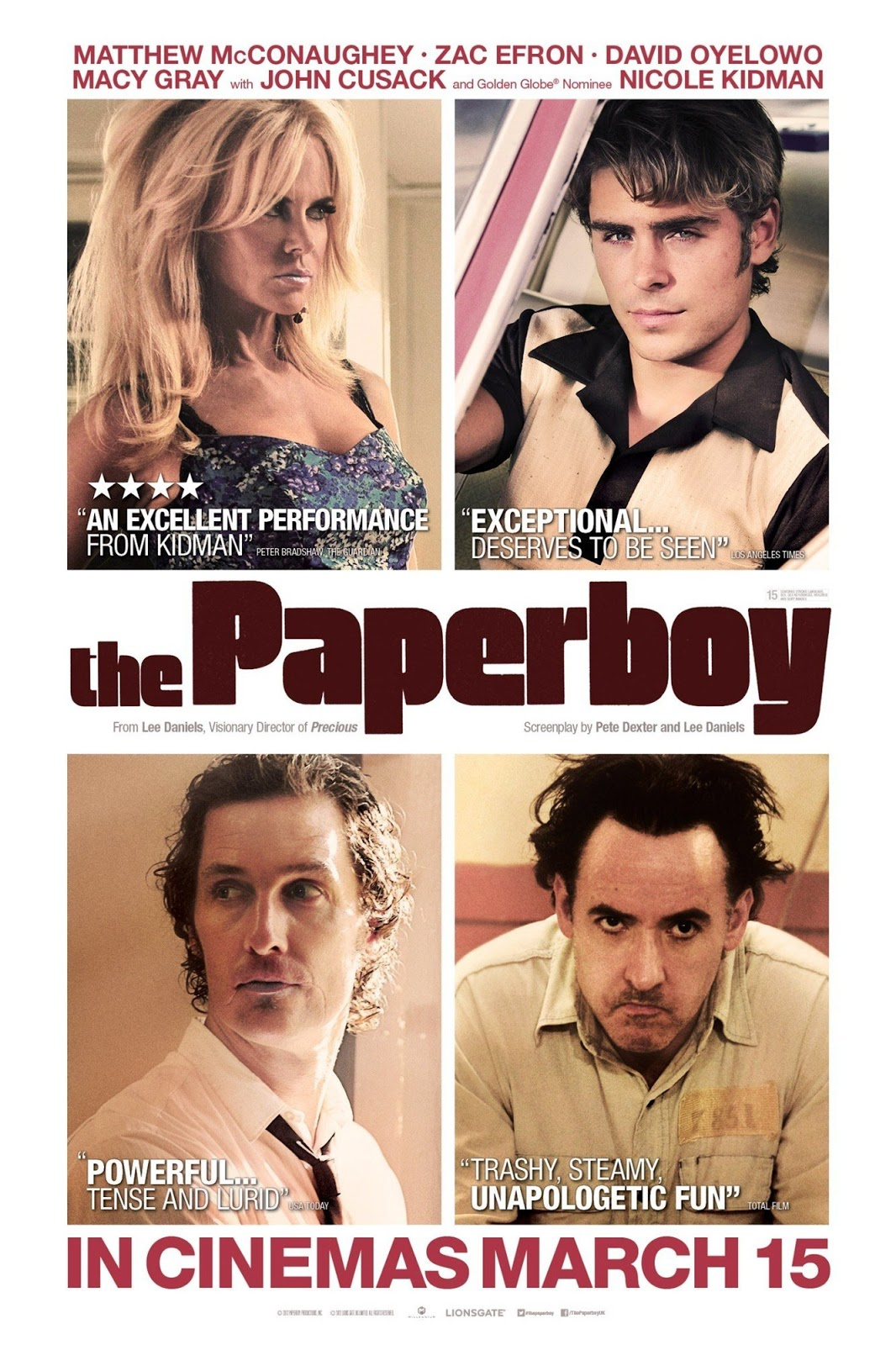 The Paperboy (2012) ταινιες online seires xrysoi greek subs
