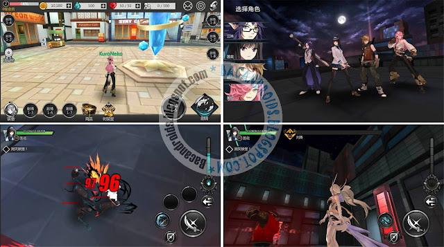 Game Extradimensional war 异次元战姬 (CN) Apk Android Terbaru