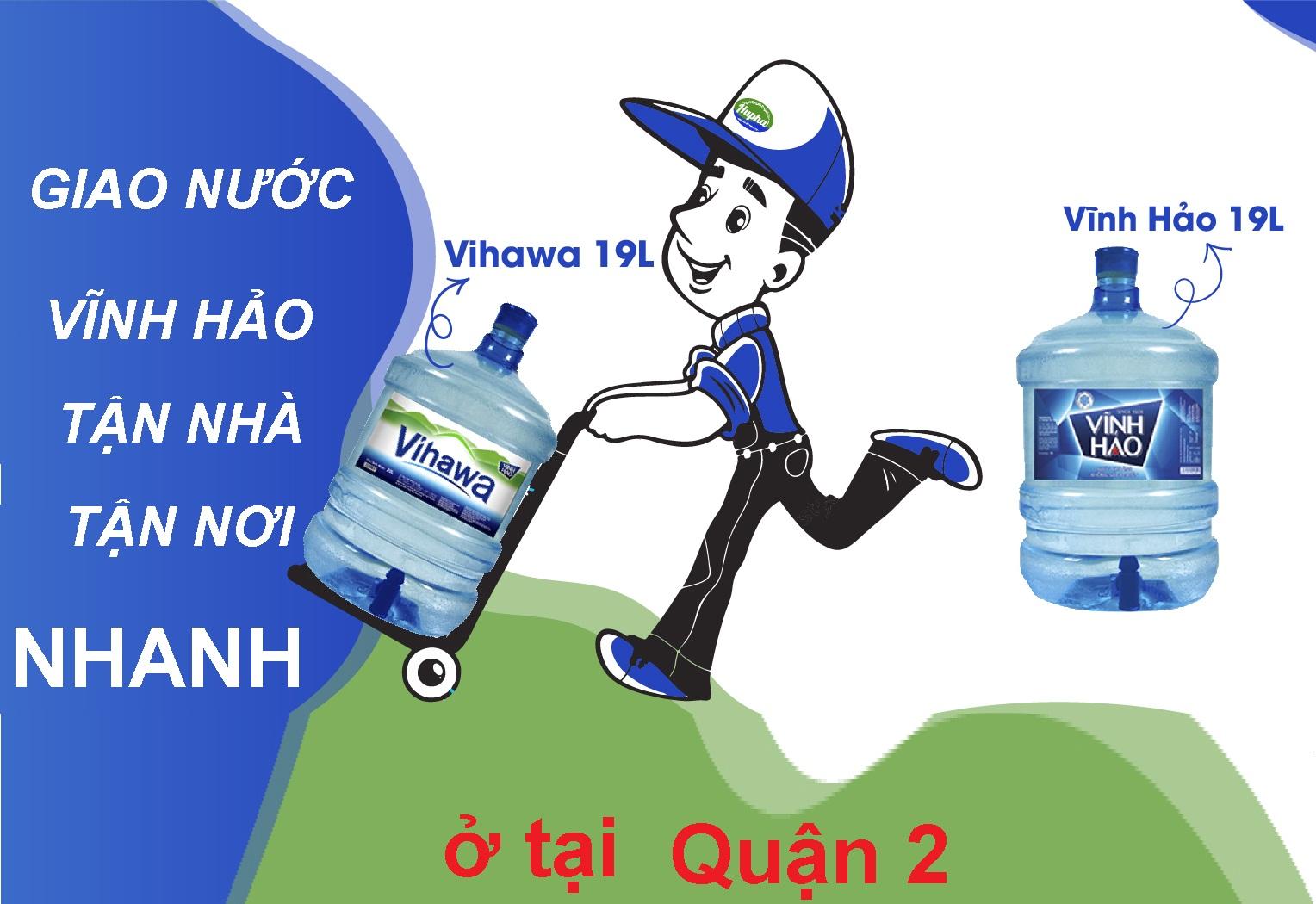 Giao nước Vĩnh Hảo tận nơi Quận 2- GIAO NUOC VINH HAO QUAN 2