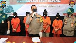 Empat Wanita Komplotan Copet Sering Beraksi di Pajak Tarutung Diamankan Polres Taput di Hotel Diaji Tarutung